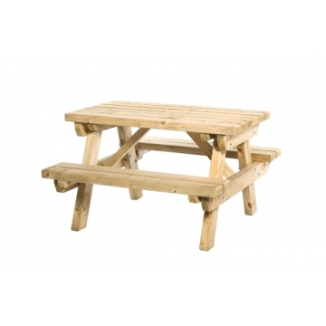 Junior picknicktafel Sven de luxe