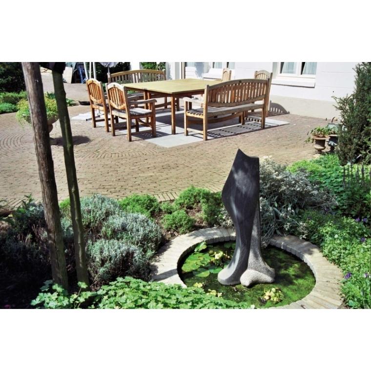 Pagodefontein flower 100 cm bouwcenter koolschijn - Tuin grind decoratief ...