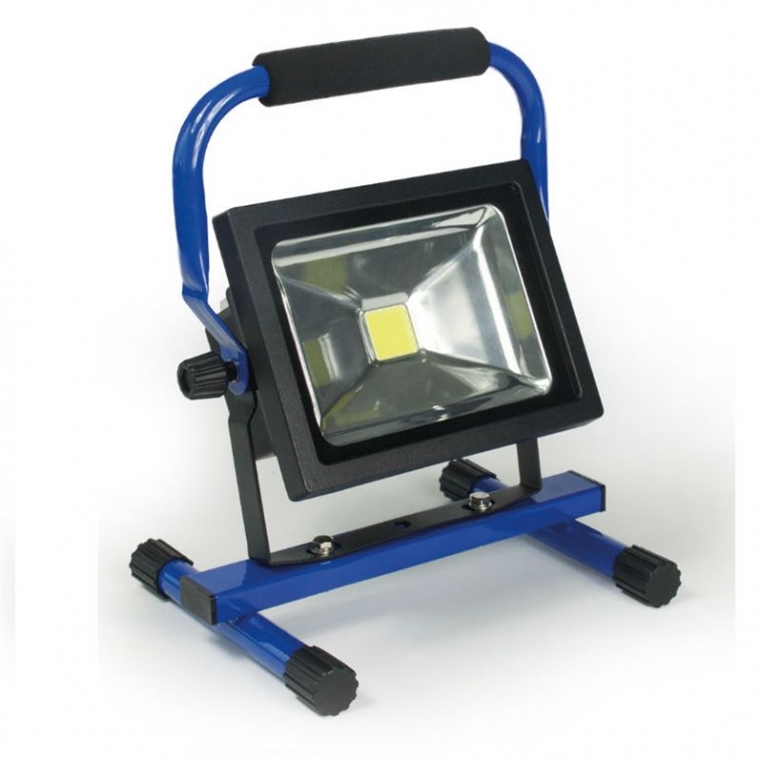 Bouwtec oplaadbare LED bouwlamp 20W