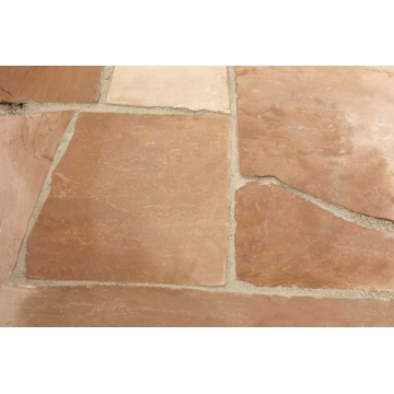 Flagstone per stuk golden leaf