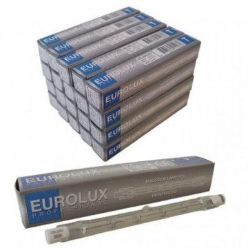 Eurolux halogeenlamp 240V 300W R7S VS
